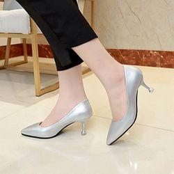 Giày cao gót hot trend mã CG giá sỉ