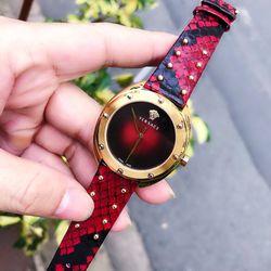 đồng hồ vs cao cấp đỏ vsd giá sỉ, giá bán buôn