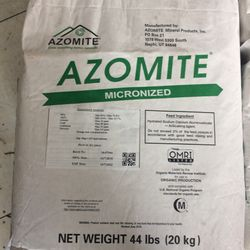 Khoáng Azomite Khoáng đa vi lượng giúp bổ sung khoáng chất cần thiết cho tôm giá sỉ
