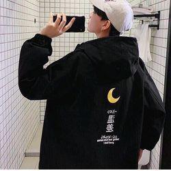 Áo khoác dù mặc trăng giá sỉ