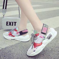 Giày sandal phối mau cao cấp giá sỉ