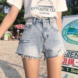 Quần Short Jeans Nữ Size 30 đến 32 giá sỉ