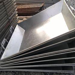 Bán máng trộn hồ sản xuất máng trộn hồ thiết bị ngành xây dựng giá sỉ