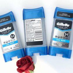 Lăn khử mùi nam Gillette - từ mỹ giá sỉ