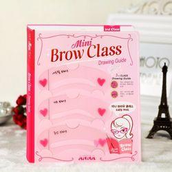 KHUÔN KẺ CHÂN MÀY NGANG BROW CLASS 0096 giá sỉ, giá bán buôn