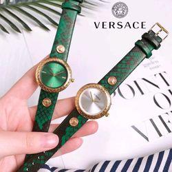 Đồng hồ Versace dây da giá sỉ
