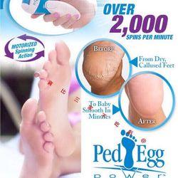 Máy tẩy tế bào chết gót chân Ped Egg Power giá sỉ