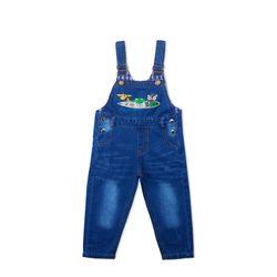 Liền quần jean dài bé trai