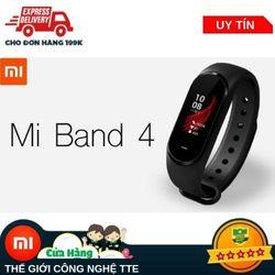 Mi Band 4 Vòng Tay Thông Minh Pin135 mAh - Màn Hình Màu - Bluetooth 50 giá sỉ