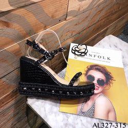 Giày sandal xuồng hang cao cấp full box hãng giá sỉ