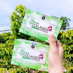 diệp lục collagen giá sỉ
