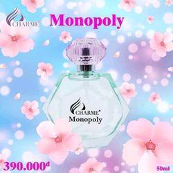 nước hoa nữ charme monopoly giá sỉ