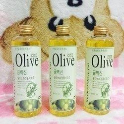 Tinh Dầu Massage Olive Oil 270ml giúp dưỡng da giá sỉ