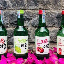 Rượu Soju Hàn Quốc giá sỉ