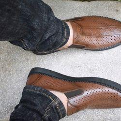 bảo hành 2 năm Giày lười nam sản xuất tại xưởng giá sỉ