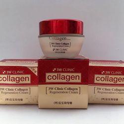 Kem dưỡng trắng da chống lão hóa Collagen 3W giá sỉ, giá bán buôn