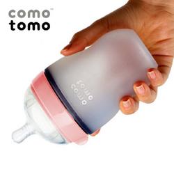 Bình Sữa Comotomo Cho Bé Loại 250ml Hồng giá sỉ