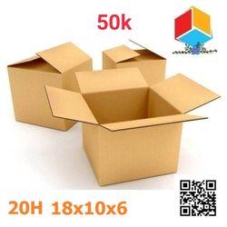 20 thùng carton 18-10-6