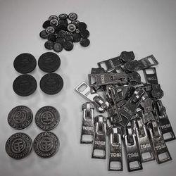 Button và snap cho túi xách và may mặc giá sỉ