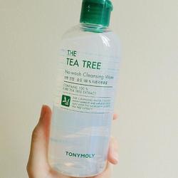 Nước tẩy trang Tonymolyss The Tea Tree No-Wash Cleansing Water giá sỉ