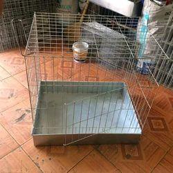 sỉ và lẻ sl chuồng gà lắp ráp không buột dây rút có móc khóa cửa an toàn cho gà giá sỉ