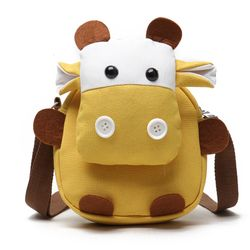 Túi vải mini hình bò siêu yêu giá sỉ