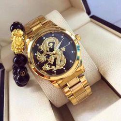 Đồng hồ Rồng Chống nươc tốt