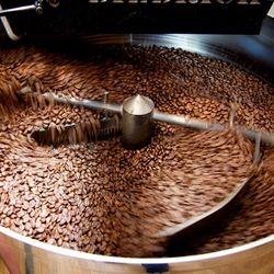 Cà phê hạt pha máy