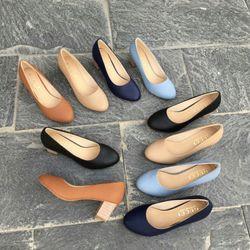 Giày công sở da bò cao cấp không đau chân - bao chất - bao keo trọn đời giá sỉ
