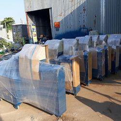 Máy bẻ đai sắt thế hệ mới do công ty Đại PHước chế tạo sản xuất giá sỉ