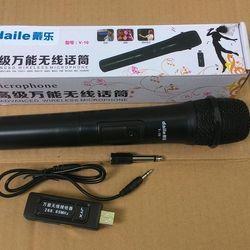 Mic karaoke V10 giá sỉ