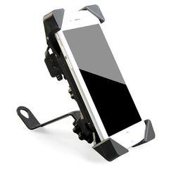 giá đỡ điện thoại xe máy chân gương có sạc loại xịn giá sỉ