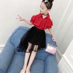 set váy size đại cho bé gái giá sỉ