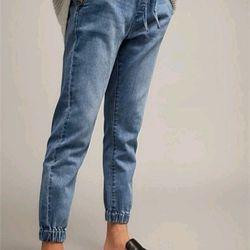 Quần baggy lưng thun thời trang 2KJean giá sỉ