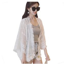 Áo Choàng Đi Biển- Áo Khoác Cardigan Mặc Bikini giá sỉ
