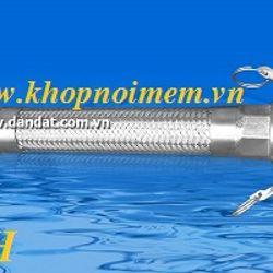 Đạt ISO 9001khớp giãn nỡ nhiệt inoxkhớp nối mềm nối bíchống mềm dẫn nước nóng lạnhkhớp nối mềm inoxkhớp giãn nỡ bù trừ pasty giá sỉ