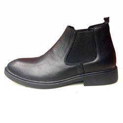 Giày bốt chelsea boots nam da bò thật giá sỉ