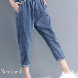 Quần baggy lưng thun cao cấp thời trang chuyên sỉ jean 2KJean giá sỉ