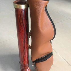 Điếu cày gỗ cẩm du lịch chống đổ nước giá sỉ