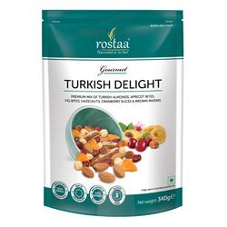Sản Phẩm Mỹ Turkish Delight 340G - Tổng hợp hạt dinh dưỡng và trái cây sấy Rostaa giá sỉ