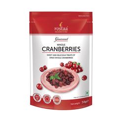 Trái cây sấy Cranberries – Quả Nam Việt Quất