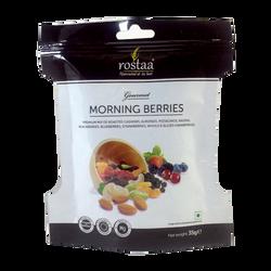 Sản Phẩm Mỹ MORNING BERRIES 35G - Tổng hợp hạt dinh dưỡng và trái cây sấy Rostaa giá sỉ