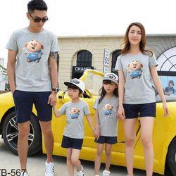 áo thun gia đình new C56 giá sỉ