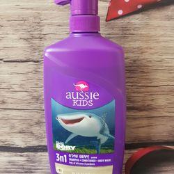 Sữa tắm trẻ em Aussie kids 3 in 1 giá sỉ
