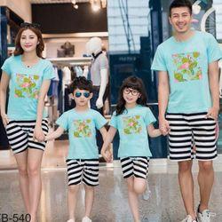áo thun gia đình new C3 giá sỉ
