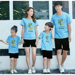 áo thun gia đình new C41 giá sỉ, giá bán buôn