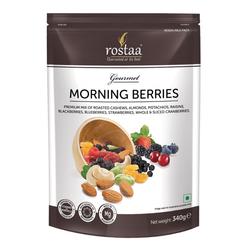 Sản Phẩm Mỹ MORNING BERRIES 340G - Tổng hợp hạt dinh dưỡng và Quả sấy Rostaa giá sỉ