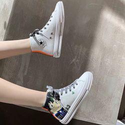 Giày bata cổ cao giá sỉ