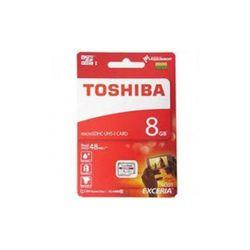 Thẻ nhớ Micro SD 8G TOSHIBA CLASS 10 BOX ĐỎ giá sỉ