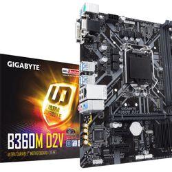 Mainboard GIGABYTE B360M-D2V Viễn Sơn giá sỉ